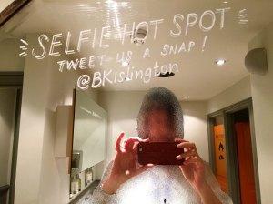 selfie glass